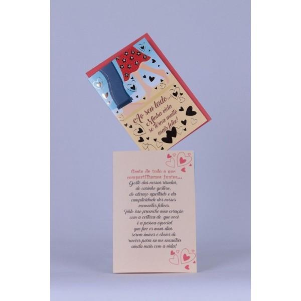 Cartão Mensagem Amor