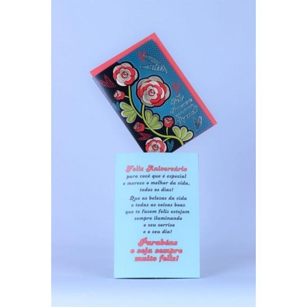 Cartão Mensagem Aniversário