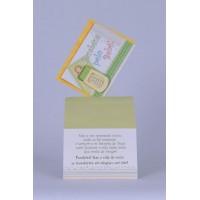 Cartão Mensagem Bebê