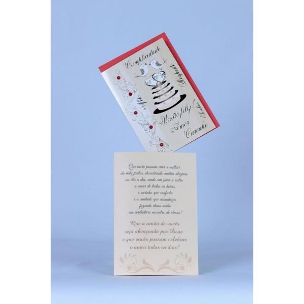 Cartão Mensagem União
