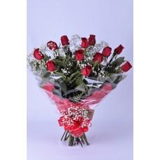 Buquê Rosas Tradicional