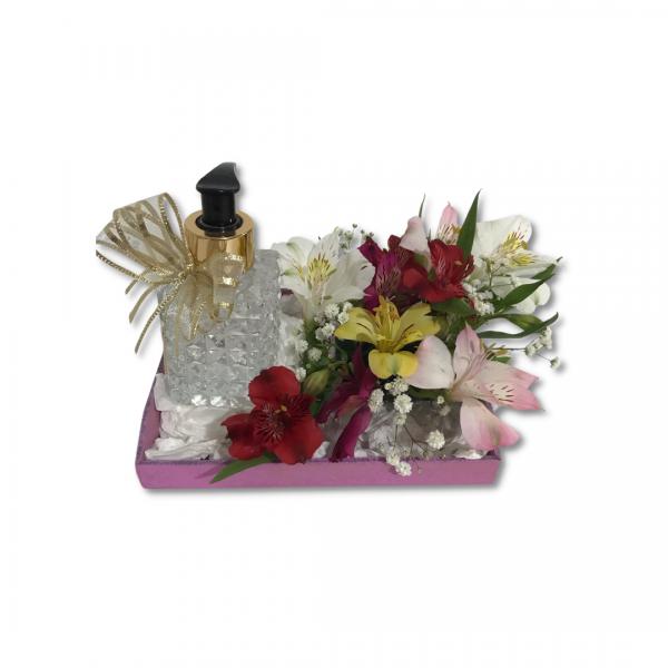 Arranjo Flor e Proteção