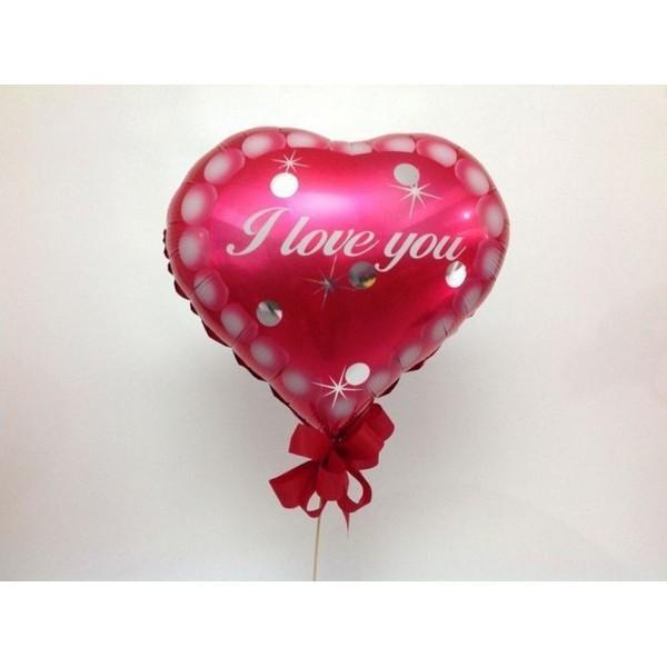 Balão Amor Vermelho