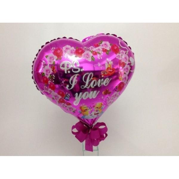 Balão  Love Pinck