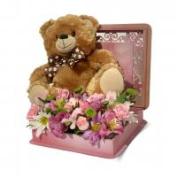 Box Flores Delicadas