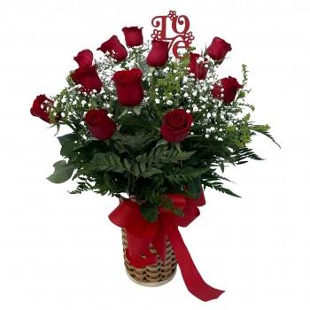 Buque Rosas Amor 21